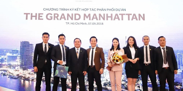 the grand manhattan ngay ra mat